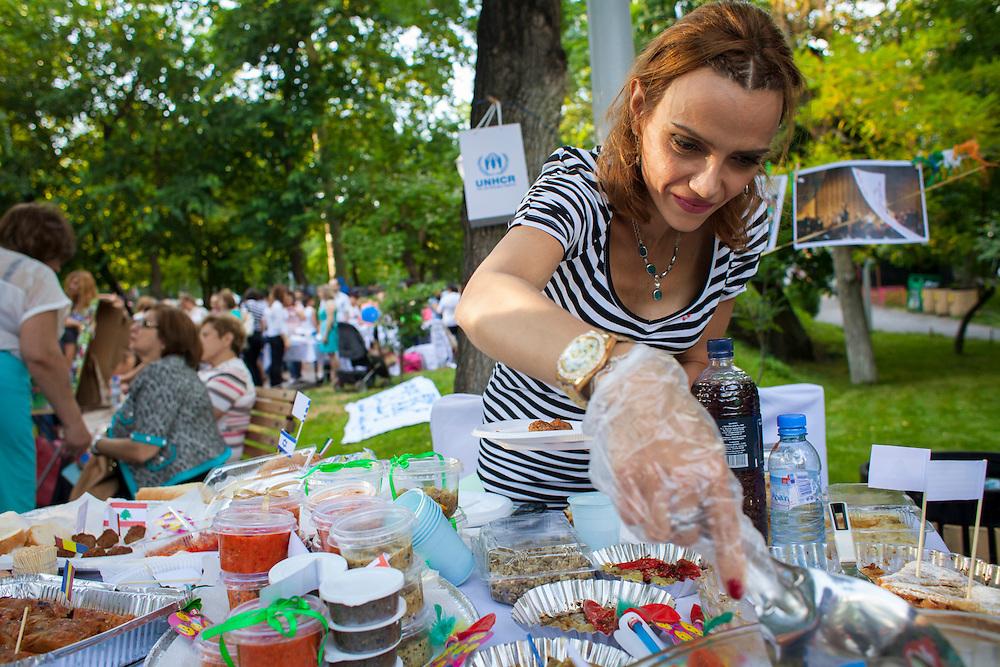 Lovers Park                       Yerevan, Armenia