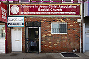 Believers in Jesus Christ Association Baptist Church / Eglise Baptiste de L'Association des Croyants en Jesus Christ, 1706 Flatbush Avenue, Brooklyn.