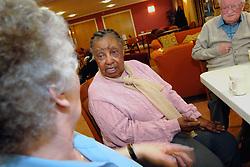 Multi cultural day centre for elderly; Bradford; Yorkshire UK