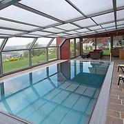 Indoor pool 810