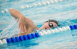 Nastja Govejsek during practice session of Slovenian Swimming National Team, on June 7, 2017 in Zusterna, Koper / Capodistria, Slovenia. Photo by Vid Ponikvar / Sportida
