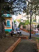 Plaza de la Catedral, Old San Juan/Viejo San Juan