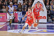 DESCRIZIONE : Campionato 2015/16 Serie A Beko Dinamo Banco di Sardegna Sassari - Grissin Bon Reggio Emilia<br /> GIOCATORE : Andrea De Nicolao<br /> CATEGORIA : Palleggio Contropiede<br /> SQUADRA : Grissin Bon Reggio Emilia<br /> EVENTO : LegaBasket Serie A Beko 2015/2016<br /> GARA : Dinamo Banco di Sardegna Sassari - Grissin Bon Reggio Emilia<br /> DATA : 23/12/2015<br /> SPORT : Pallacanestro <br /> AUTORE : Agenzia Ciamillo-Castoria/L.Canu
