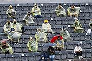 Foto Fabrizio Corradetti - LaPresse<br /> 14/05/2021 Roma ( Italia)<br /> Sport Tennis<br /> Quarti fi finale<br /> Novak Djokovic (SRB) vs Stefanos Tsitsipas (GRE)<br /> Internazionali BNL d'Italia 2021<br /> Nella foto: incontro spspeso per pioggia<br /> <br /> Photo Fabrizio Corradetti - LaPresse<br /> 14/05/2021 Roma (Italy)<br /> Sport Tennis<br /> Quarter final<br /> Novak Djokovic (SRB) vs Stefanos Tsitsipas (GRE)<br /> Internazionali BNL d'Italia 2021<br /> In the pic: match suspended for rain