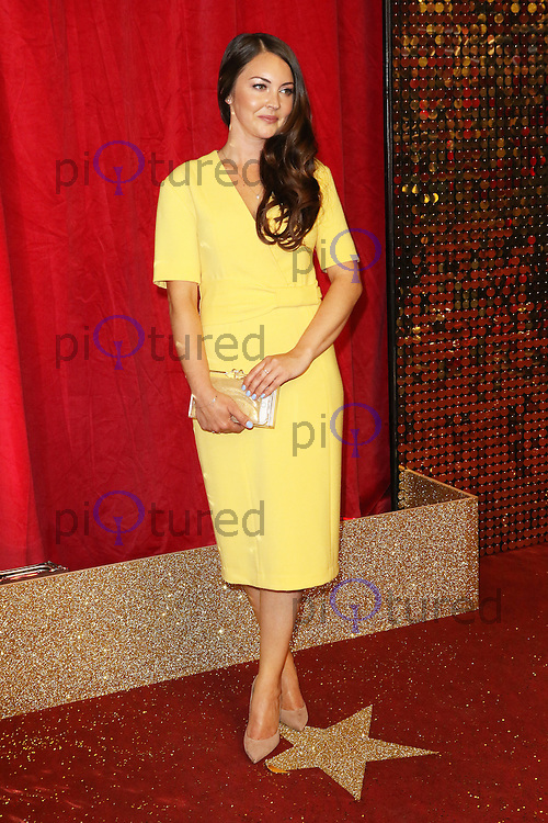 Lacey Turner, The British Soap Awards, Hackney Town Hall, London UK, 28 May 2016, Photo by Richard Goldschmidt