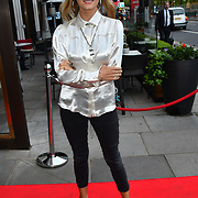 Lily Travers is an actress Arrivers at Screen International partnered with Lonsdon's leading indeoendent 50star hotel The Athenaeum Hotel, Piccadilly, Mayfai to host their perCannes London party on 7th May 2019, UK.