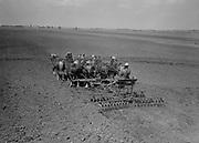 0723-001.  Illinois agricultural scene, 1940s,