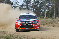 MOTORSPORT - WORLD RALLY CHAMPIONSHIP 2011 - AUSTRALIA RALLY - COFFS HARBOUR (AUS) - 8 TO 11/09/2011 - PHOTO: FRANCOIS BAUDIN / DPPI - <br /> 11 PETTER SOLBERG (NOR) / CHRIS PATTERSON (GBR) - CITROËN DS3 WRC - PETTER SOLBERG WRT - ACTION