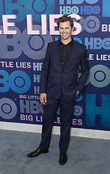 May 29, 2019 - New York, New York, United States - Andrew Rannells attends HBO Big Little Lies Season 2 Premiere at Jazz at Lincoln Center  (Credit Image: © Lev Radin/Pacific Press via ZUMA Wire)