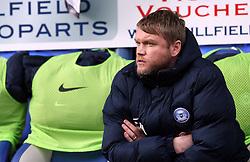 Peterborough United Manager Grant McCann - Mandatory by-line: Joe Dent/JMP - 25/02/2017 - FOOTBALL - ABAX Stadium - Peterborough, England - Peterborough United v Rochdale - Sky Bet League One