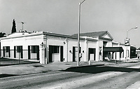 1979 Chasen's Restaurant on Beverly Blvd. in West Hollywood