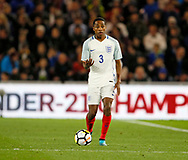 Kyle Walker-Peters of England during the U21 UEFA EURO first qualifying round match between England and Scotland at the Riverside Stadium, Middlesbrough, England on 6 October 2017. Photo by Paul Thompson.