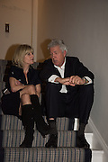 RACHEL JOHNSON; HENRY WYNDHAM, The Brown's Hotel Summer Party hosted by Sir Rocco Forte and Olga Polizzi, Brown's Hotel. Albermarle St. London. 14 May 2015