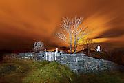 The Graveyard at Herøy Gard, Norway | Gravplassen på Herøy Gard, Norge.