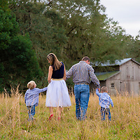 { The Fugate Family }