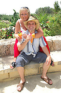 Corri Stars Simon Gregson and sue cleaver for the filming of Coronation Street in Malta<br /><br />www.expresspictures.com<br />Express Syndication<br />+44 870 211 7661/2764/7903/7884/7906<br /><br />Code: 346620