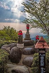 Roadside shrine, Heda Port, Izu Pensinsula