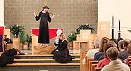 2012 - Way of the Cross at St. Luke Parish