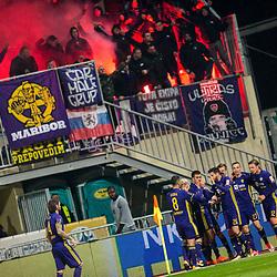 20171028: SLO, Football - Prva liga Telekom Slovenije 2017/2018, NK Domzale vs NK Maribor