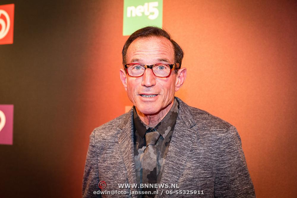 NLD/Amsterdam/20161117 - Jaarpresentatie SBS 2016 voor relatie's, Rob Verlinde