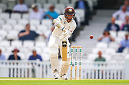 Wicket! Sam Curran of Surrey gets caught by Ollie Robinson of Kent during the Specsavers County Champ Div 1 match between Surrey County Cricket Club and Kent County Cricket Club at the Kia Oval, Kennington, United Kingdom on 10 July 2019.