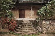 Old house in Dong Van, Vietnam, Asia