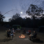 Camp-out Mt Barney Lodge