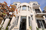 Israel, Tel Aviv, Rothschild boulevard number 27