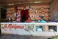 La Mariposa in Gibara,Holguin,Cuba.