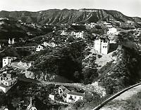 1928 Hollywoodland sign