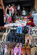 Section of market, Denpasar, Bali, Indonesia.