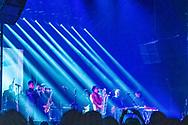 27 de enero de 2018. Ciudad de México. Out of Control Army se presenta en la Carpa Astros.  /  Out of Control Army performing at the Carpa Astros.