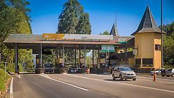 Banco de imagens das rodovias administradas pela EGR - Empresa Gaúcha de Rodovias. ERS 115, praça de Gramado. FOTO: Jefferson Bernardes/ Agencia Preview