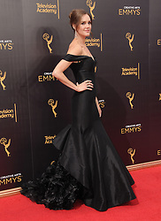 Erin Hayes bei der Ankunft zur Verleihung der Creative Arts Emmy Awards in Los Angeles / 110916 <br /> <br /> *** Arrivals at the Creative Arts Emmy Awards in Los Angeles, September 11, 2016 ***