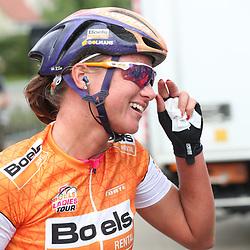 04-09-2016: Wielrennen: Ladies Tour: Valkenburg   <br />VALKENBURG (NED) wielrennen<br />CHANTAL BLAAK wint de 19e Holland Ladies Tour