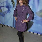 NLD/Rotterdam/20081016 - Premiere Mystery show Holiday on Ice, Glennis Grace