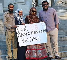 A Vigil Portsmouth