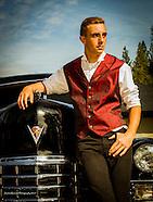 Jake Mayberry Senior Photos 2015