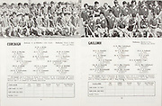 All Ireland Senior Hurling Championship Final,<br /> 06.09.1970, 09.06.1970, 6th September 1970,<br /> Minor Cork v Galway, <br /> Senior Cork v Wexford,  Cork 6-21 Wexford 5-10,<br /> <br /> Cork, D O Brien, Blarney, B Murphy, Nemo Rangers, L Kelly, Bandon, M Corbett, Glen Rovers, V Toomey, Na Piarsaigh, M Doherty, Glen Rovers, J Buckley, Newtownseandrom, N Crowley, Bandon, P Kavanagh, Blackrock, G Hanley, Shamrocks, S O Farrell, Midleton, T Sheehan, Mallow, D Relihan, Castletownroche, T Crowley, Newcestown, S O Leary, Eochaill, <br /> <br /> Galway, E Campbell, Kiltormer, S Cloonan, Pearses, K Maher, Loughrea, S Fahy, Tommy Larkins, S Clarke, Mullagh, A Fenton, Kiltormer, S Healy, Craughwell, S Donoghue, Tommy Larkins, S Hynes, Athenry, M Donoghue, Killimordaly, J McDonagh, Ballindereen, D Campbell, Kiltormer, P J Molloy, Athenry, E Fitzgerald, Loughrea. T Holland, Turloughmore,