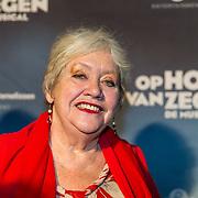 NLD/Zaandam/20190128- première musical Op Hoop van Zegen, Duck Jetten