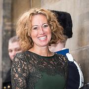 NLD/Amsterdam/20190115 - Koninklijke nieuwjaarsontvangst Nederlandse genodigden, Herna Verhagen