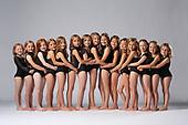 Team Photos - Petites Varsity