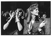 Pat Buckley, Blaine Trump. Carolyne Roehme. Fashion Show. NY© Copyright Photograph by Dafydd Jones 66 Stockwell Park Rd. London SW9 0DA Tel 020 7733 0108 www.dafjones.com