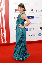 December 10, 2016 - Wroclaw, Lower Silesian, Deutschland - Veerle Baetens attends the 29th European Film Awards 2016 at the National Forum of Music on December 10,2016 in Wroclaw, Poland. (Credit Image: © Future-Image via ZUMA Press)