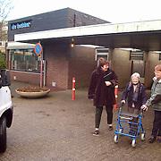 Verhuzing bewoners de Bolder Huizen naar de Heul Bussum ivm renovatie