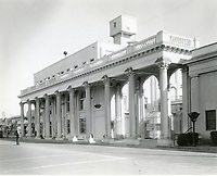 1939 Entrance to MGM Studios