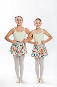 Luisa y Marcela Domínguez