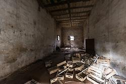 Alessano (LE) Ex-manifatture di tabacchi