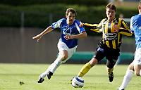Fotball, treningskamp, Egersund, <br /> EIK - Birmingham City FC , (2-0),<br /> Stephen Clemence, <br /> Foto: Sigbjørn Andreas Hofsmo, Digitalsport