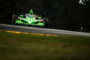 August 2011. Danica Patrick, Indycar Honda Grand Prix of Ohio at Mid Ohio Sportscar Course in Lexington, OH.